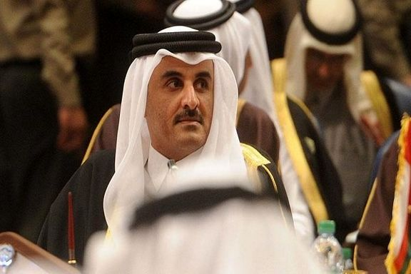 امیر قطر رسما برای شرکت در اجلاس سران شورای همکاری دعوت شد