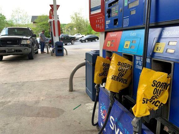 کمبود بنزین در پایتخت آمریکا/ قیمت بنزین به بالاترین حد چند سال اخیر رسید