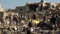 کشته شدن سه غیرنظامی یمنی در حمله بمب افکن های سعودی