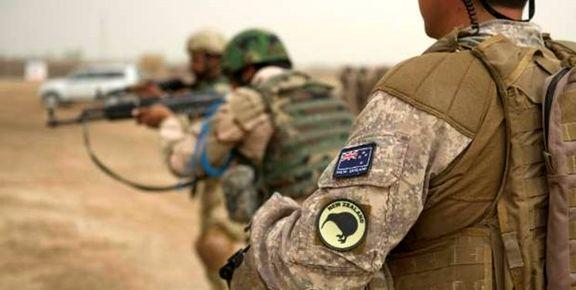 نظامیان نیوزیلندی سال آینده کاملا از عراق خارج می شوند