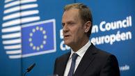 رئیس شورای اروپا توافق بریگزیت را غیرقابل بازگشت خواند / اروپا میخواهد روابطش با بریتانیا را به نزدیکترین شکل ممکن ایجاد کند
