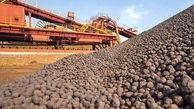 عرضه ۱۷۵ هزار تن گندله سنگ آهن و ۶ هزار تن شمش آلومینیوم در بورس کالا