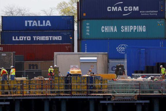 کسری تجاری آمریکا به بالاترین حد 12 سال اخیر رسید