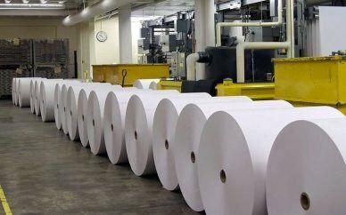واردات کاغذ 80 درصد کاهش یافت / واردات همچنان با ارز 4200 تومانی انجام می شود
