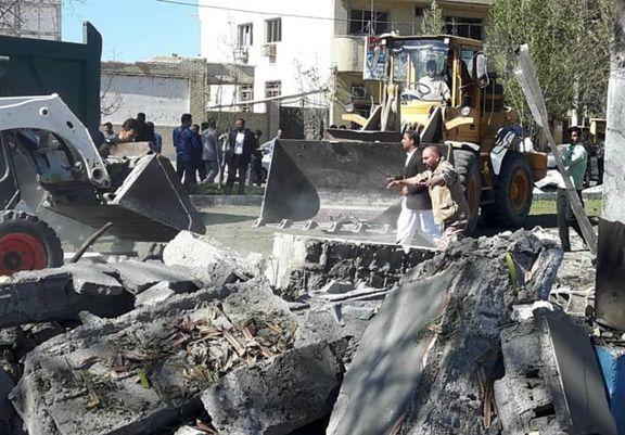 آخرین جزئیات حادثه تروریستی در چابهار / دو نفر شهید و ۴۲ مجروح+ عکس
