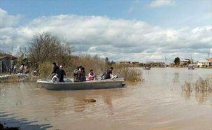 بازسازی مناطق سیلزده دو روز دیگر آغاز خواهد شد /  250 هزار هکتار از اراضی مردم در زیر آب قرار دارد