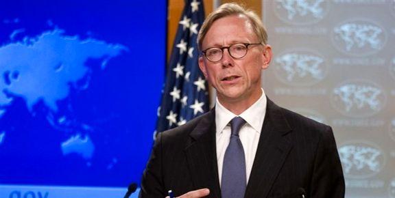 هوک: کاخ سفید هنوز گزینه نظامی را علیه ایران روی میز دارد