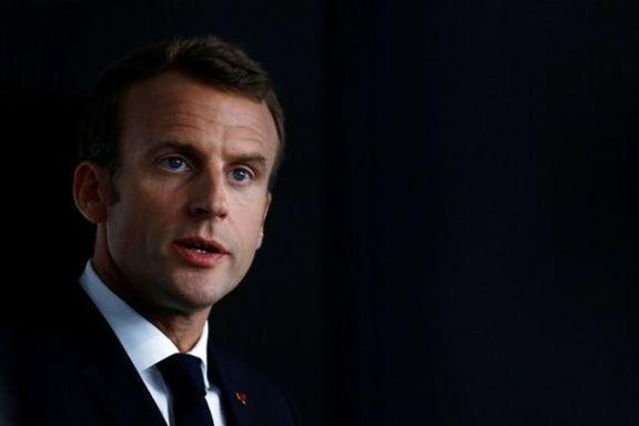 کاهش شدید محبوبیت ماکرون در فرانسه / محبوبیت ماکرون در فرانسه به 23 درصد رسید