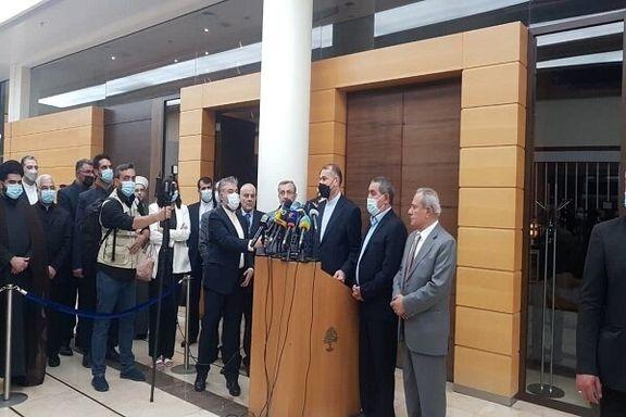 ایران به حمایت از لبنان ادامه خواهد داد