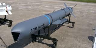 آزمایش موشک های کروز در آمریکا