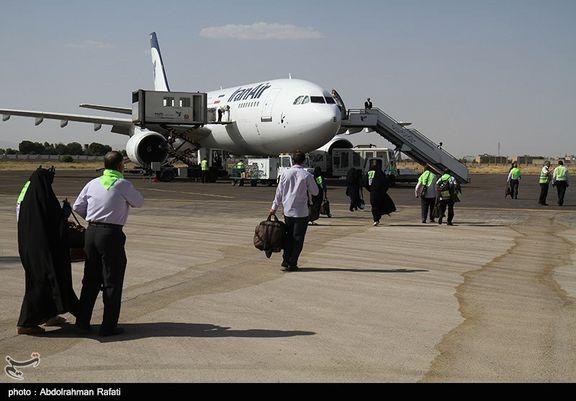 عدم سوخترسانی به هواپیماهای ایرانی در ترکیه