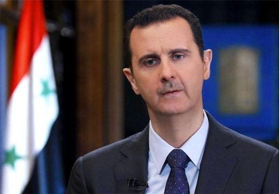 از آمدن بشار اسد استقبال می کنیم