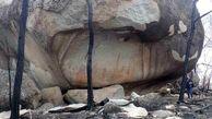 در استرالیا سنگ نگاره ها با طوفان و آتش سوزی در حال از بین رفتن هستند
