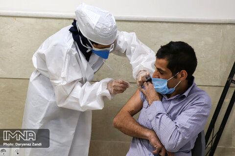 تاکنون بیش از ۳ میلیون دوز انواع واکسن وارد کشور شده است