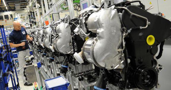 افت 2.5 درصدی تولید صنعتی آلمان در ماه فوریه