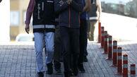 صدور دستور بازداشت ۱۳۳ افسر ارتش  ترکیه