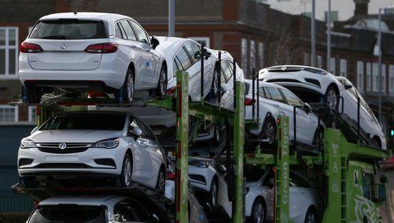 فروش خودرو در اروپا طی ماه مارس 87 درصد افزایش یافت