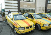 تاکسی ها فرسوده باقی می مانند/طرح نوسازی تاکسی ها به تعویق افتاد