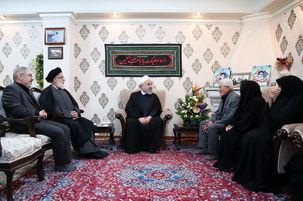 روحانی: رسالت همه ما تداوم راه شهدا در حفاظت از کشور است