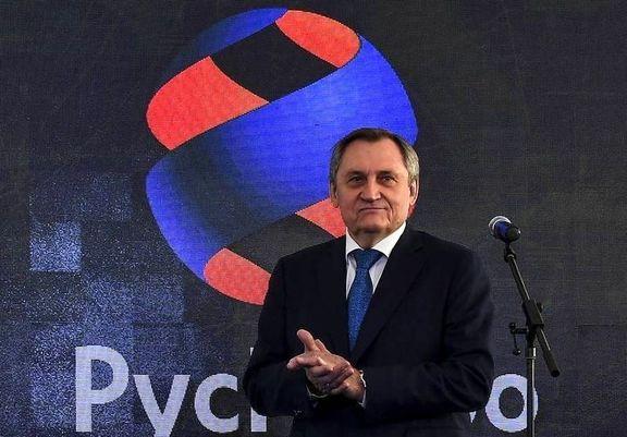 دیدار وزیر جدید انرژی روسیه با بیژن زنگنه