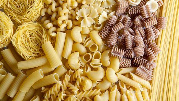 قیمت انواع ماکارونی در بازار