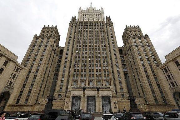 واکنش شدید وزارت خارجه روسیه نسبت به تحریم های آمریکا علیه ایران