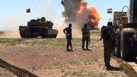 فرودگاه غرب عراق هدف حمله افراد ناشناس قرار گرفت
