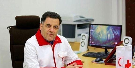 رئیس هلال احمر از سمت خود کنارهگیری کرد