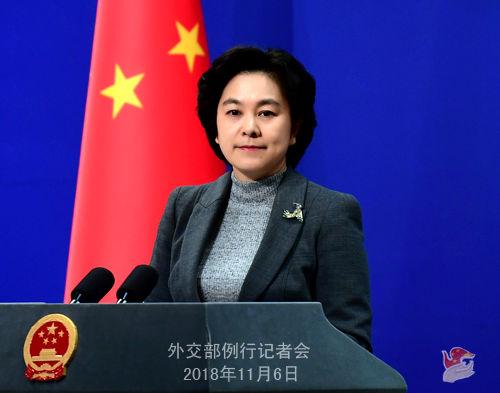 چین: همکاریهای میان پکن و تهران مشروع و شفاف است