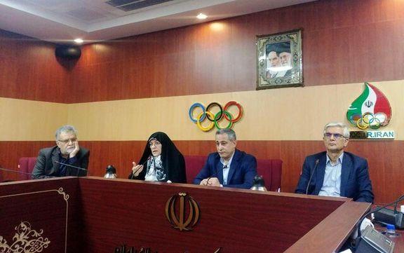 بین کمیسیون و فدراسیون ها ورزشی تعامل باید ایجاد شود