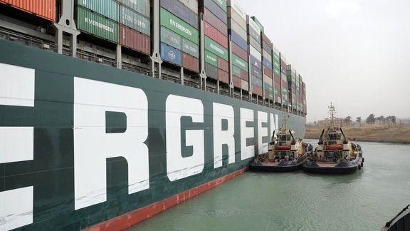 عذرخواهی مالک کشتی که کانال سوئز را مسدود کرد