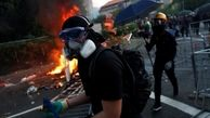 ناآرامیهای گسترده در هنگ کنگ همزمان با روز ملی چین / پارلمان هنگ کنگ تعطیل شد