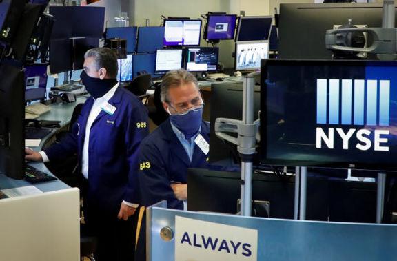 رشد داوجونز در معاملات دیشب سهام آمریکا