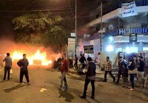 انفجار در پایتخت عراق