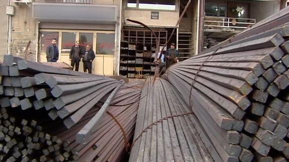 آهن و میلگرد با تورم ۱۱۹ درصد در سال ۹۹ رکورد زدند