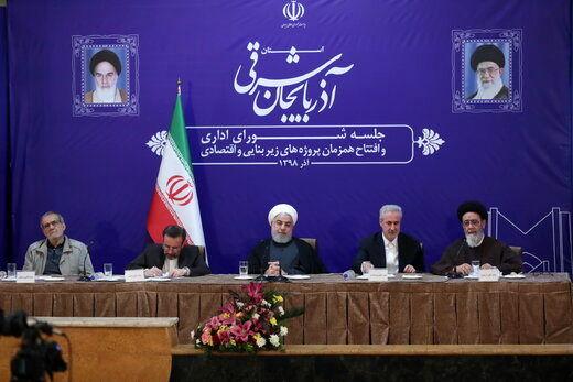 روحانی: جای تاسف است که جای خالی حجتی را باید در دولت ببینم