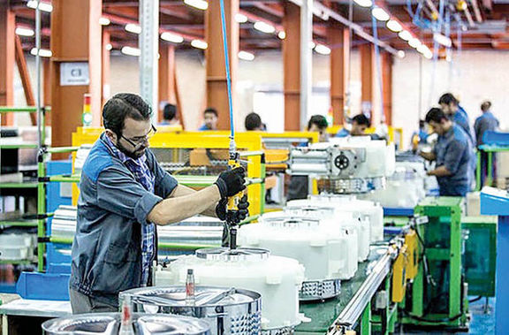 بخش صنعت ایران در سال 99 حدود 8 درصد رشد کرد