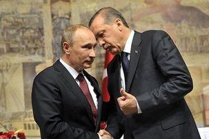 پوتین و اردغان سه شنبه آینده با هم دیدار میکنند