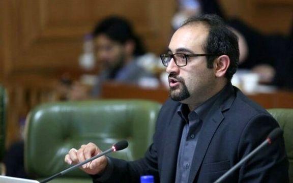 عامل قطع درختان شمال تهران بازداشت شد