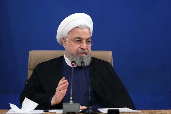 روحانی: وزیر بازرگانی نداریم، توزیع بیصاحب است