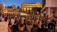 لبنانی ها در اعتراض به مصوبه مالیاتهای جدید به خیابان ها ریختند/ معترضان خواستار برکناری دولت حریری شدند