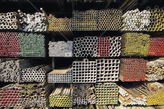 قیمت انواع تسمه در  بازار آهن
