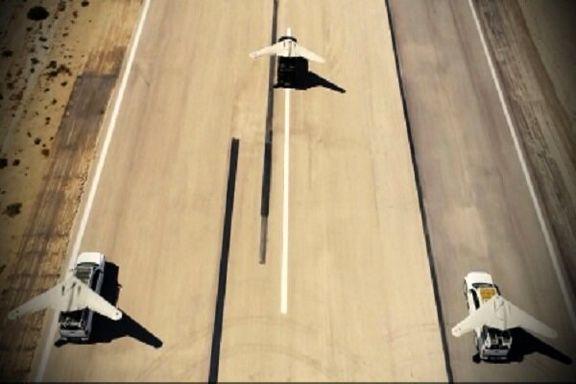 رزمایش بزرگ پهپاد تهاجمی رزمی نیروی هوافضای سپاه پاسداران
