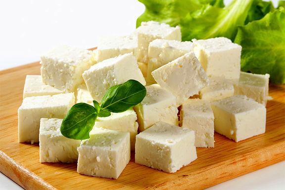 قیمت انواع پنیر+ جدول