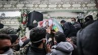 حضور در مراسم تشییع سردار اسداللهی خودجوش بود / فراخوانی برای تشییع پیکر مطهر سردار شهید اسداللهی اعلام نشده بود