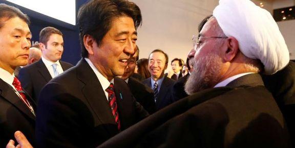اهداف نخستوزیر ژاپن در سفر به تهران