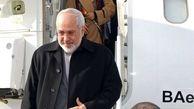 ظریف پس از پایان سفرش در عراق به تهران بازگشت
