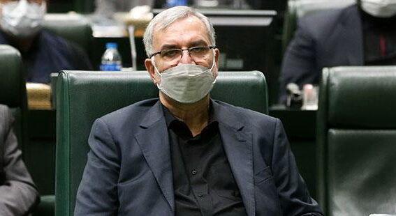 من طبیبم نه صنعتگر و تاجر؛ وزیر بهداشت وقتی وزیر مردم است که کنار آنان ایستاده باشد