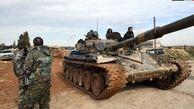 ورود ارتش سوریه به «سراقب» ادلب