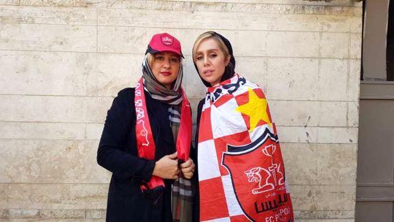 نظر دختر علی پروین درباره حضور زنان در ورزشگاه ها